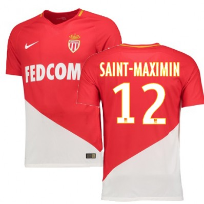 Maillot Domicile AS Monaco JEMERSON