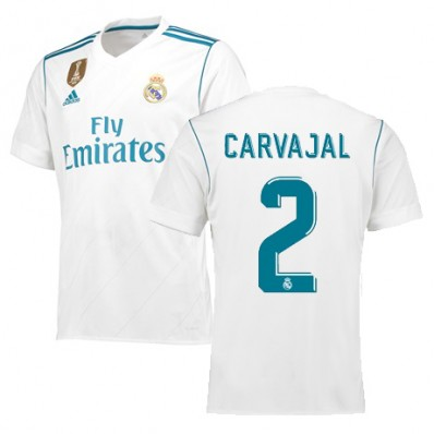 Maillot Domicile Real Madrid Carvajal