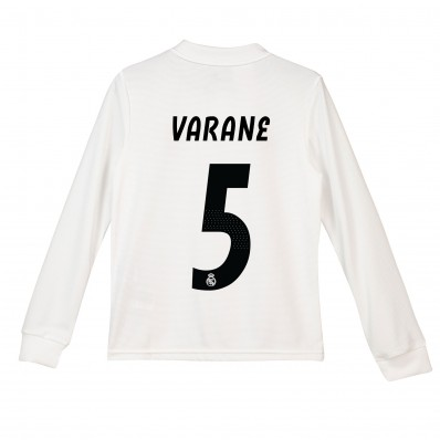Maillot Domicile Real Madrid Varane