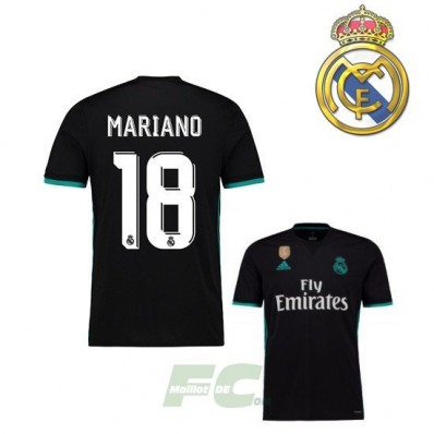 Maillot Extérieur Real Madrid Mariano