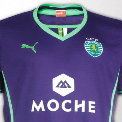 Maillot Sporting CP Marques