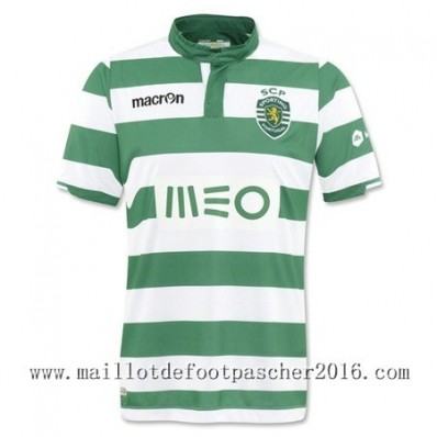 Maillot Sporting CP solde