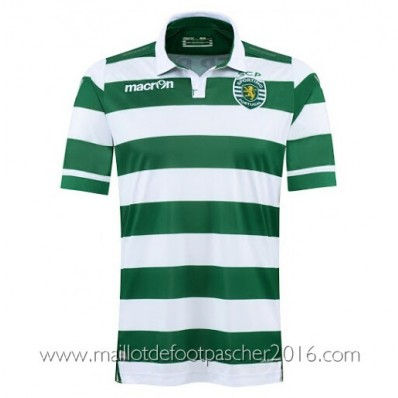 Maillot Sporting CP soldes