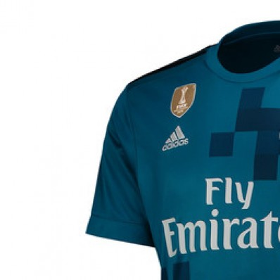 Maillot THIRD Real Madrid Courtois