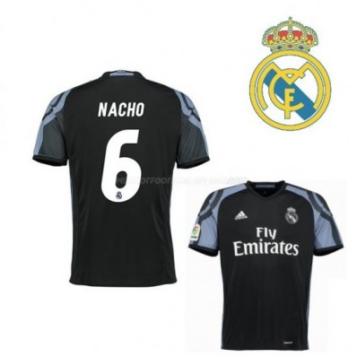 Maillot THIRD Real Madrid Nacho