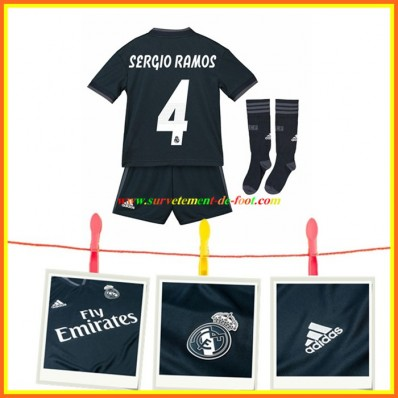 Maillot THIRD Real Madrid Reguilón