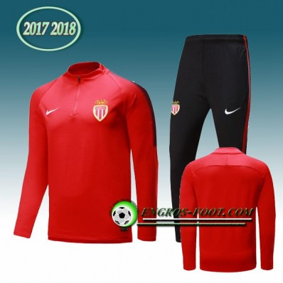 ensemble de foot AS Monaco Entraînement