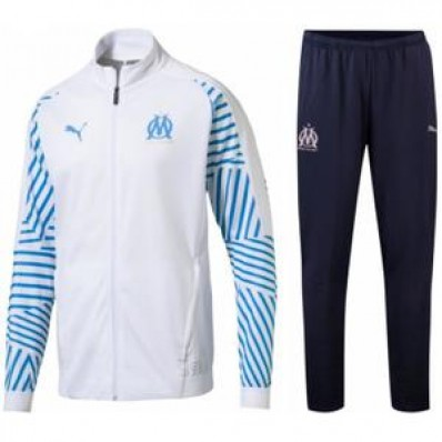 survetement Olympique de Marseille gilet