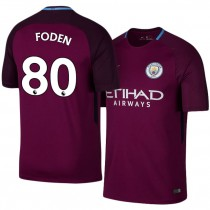 Maillot Domicile Manchester City Phil Foden
