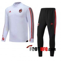 ensemble de foot AC Milan gilet