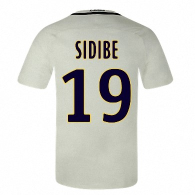 Maillot Domicile AS Monaco Djibril SIDIBE