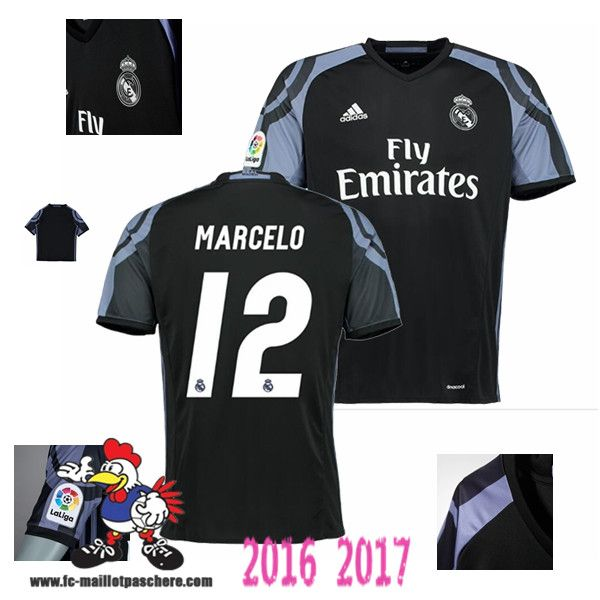 Maillot Extérieur Real Madrid Marcelo