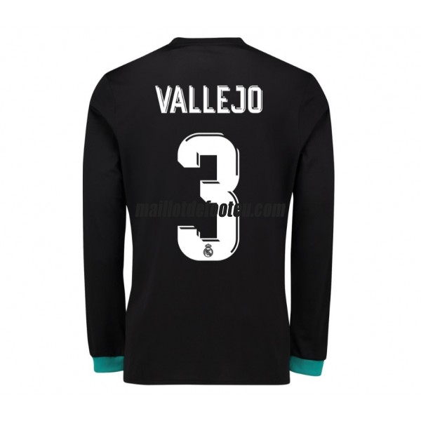 Maillot Extérieur Real Madrid Vallejo