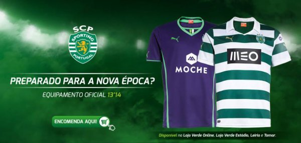 Maillot Sporting CP J. Misic