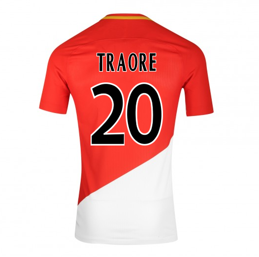 Maillot THIRD AS Monaco Adama TRAORE