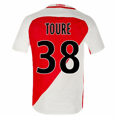 Maillot THIRD AS Monaco Almamy TOURE