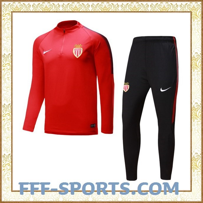 ensemble de foot AS Monaco de foot