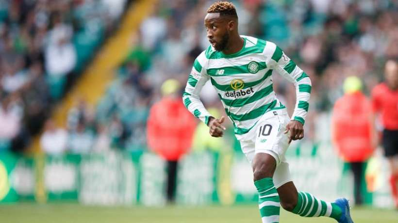maillot entrainement OL Moussa DEMBELE