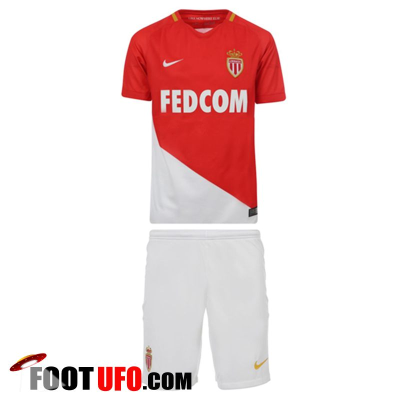 tenue de foot AS Monaco 2018